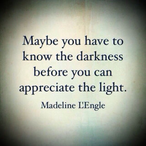 Inspirational Quotes About Depression