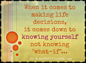 will guide us as we journey through this process of decision making ...