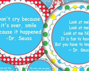 Graduation Quotes Dr Seuss Bottle cap image dr seuss