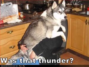 Funny Thunder
