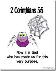 Spider Bible Verse @Angela Gray Gray Sirota maybe a neat verse to add ...