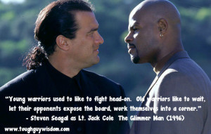 Tough Guy Movie Quote Book Gets a 5 Star Review!