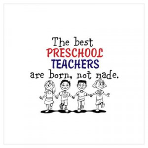 preschool teacher quotes funny