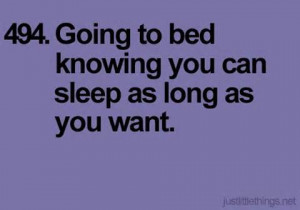 Retirement Quote - Going To Bed Knowing You Can Sleep As Long As You ...