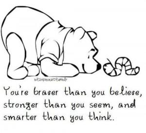 ... Quotes, Pooh Bears, Winniethepooh, Winnie The Pooh, Disney, Living