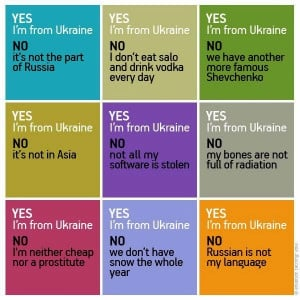 Ukrainian FAQ: all the questions Ukrainians are undoubtedly sick of ...