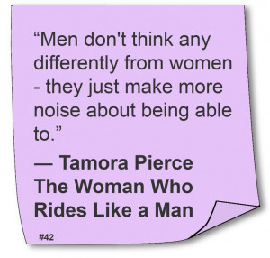 Tamora Pierce ♥ ~ #Quote #Author #Humor