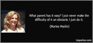 More Marlee Matlin Quotes