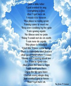 Quotes For Deceased...