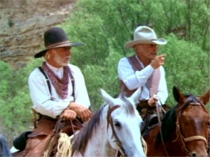 Lonesome Dove - 01x02 On the Trail