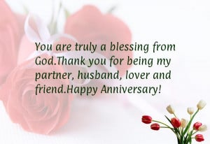 Anniversary sayings for him