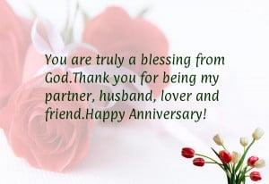 Anniversary sayings for him