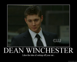 Sam and Dean Winchester Quotes