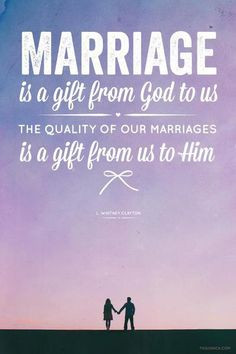 Christian Marriage Blessing Quotes