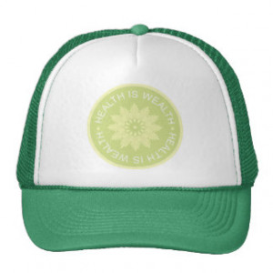 Three Word Inspirational Quotes Hats