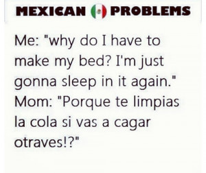 Funny Mexican Quotes in Spanish