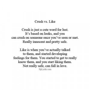crush, like, love, quote, quotes, true, vs