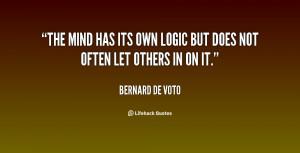 Quotes by Bernard Devoto