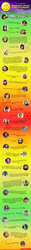 dazed and confused quotes, greatest dazed and confused quotes