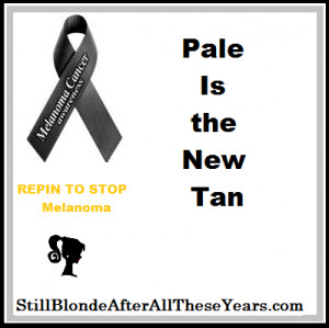 Skin Cancer Awareness Month, RePin To Stop Skin Cancer