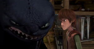 Hiccup And Toothless Piippab