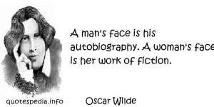 Oscar Wilde Quote about women