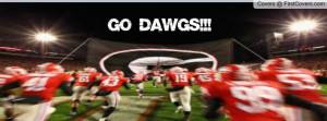 Georgia Bulldogs Profile Facebook Covers
