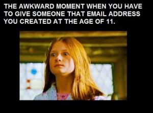 Those Awkward Moments - random Photo