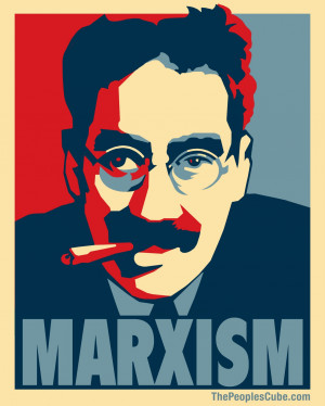 The Groucho Marx Syndrome » Groucho Marx