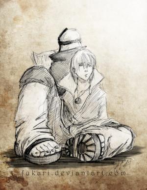 Bored Kakuzu And Hidan Fukari