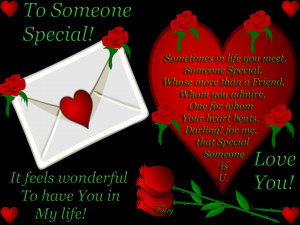 Someone Special Best...