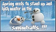 up funny quotes spring quote winter snow cold lol funny quote funny ...