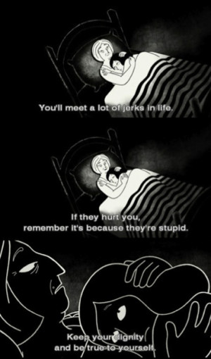 Persepolis scene. I loved the grandma.