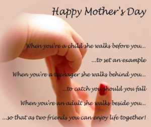 Mother's Day Card Sayings, Quotes, Poems, Pictures and Songs
