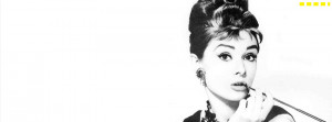 Facebook covers - Audrey Hepburn timeline cover photo 001