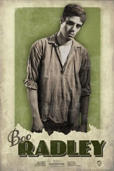 Boo Radley is a recluse who was emotionally damaged by his cruel ...