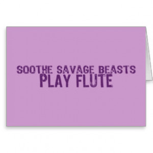 Flute Sayings Gifts