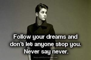 Justin Bieber Quotes About Beliebers Justin bieber quotes