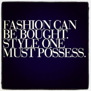 Quotes For Girls Instagram fact style fashion quote