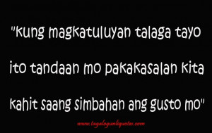 Sweet Love Quotes For Boyfriend Tagalog ~ Sweet Quotes About Love For ...