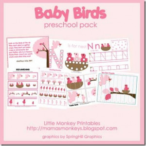 baby birds ad