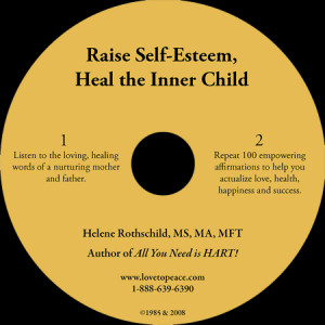 Raise Self Esteem, Heal The Inner Child