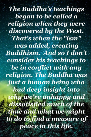 Buddha Teachings And Quotes...