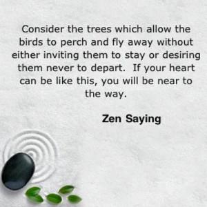 The tree #zen