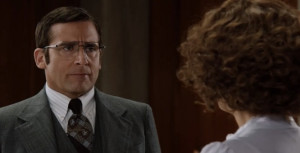 Home Movies 'Anchorman 2′ clips: Brick flirts with Kristen Wiig ...