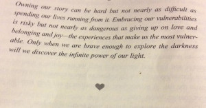 The Gifts of Imperfection~ Brene Brown