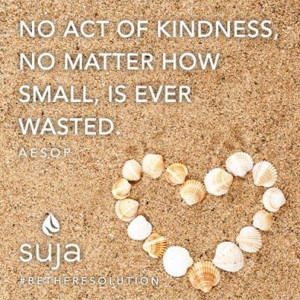 Spread #kindness #quote #suja