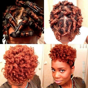 African American Natural Hair Care Tips Braid Out Styles