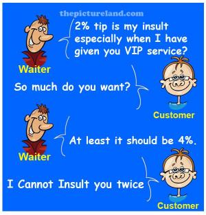Waiter Jokes Images