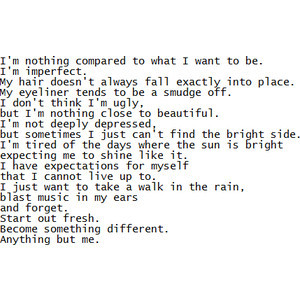 These are the cute quotes about being and myself Pictures